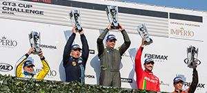 Porsche Cup / Domingo