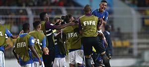 Copa do Mundo Sub 17 / Quarta