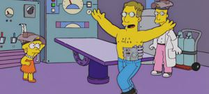 Os Simpsons / Quarta