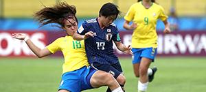 Copa do Mundo de Futebol Feminino Sub 17 / Sex