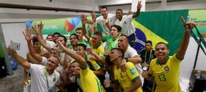 Copa do Mundo de Futebol Masculino S17 / Dom