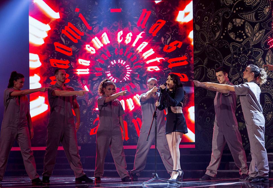 Emoção marca 1º episódio dos shows ao vivo no X Factor Brasil