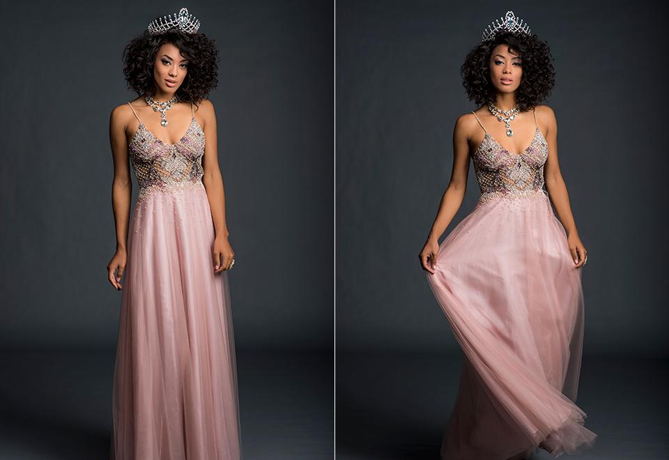 Veja as fotos oficiais de Raissa Santana para o Miss Universo