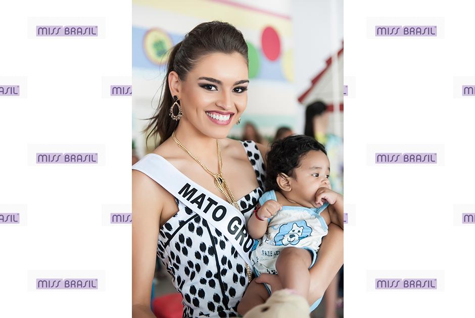Miss Mato Grosso do Sul, �rika Moura