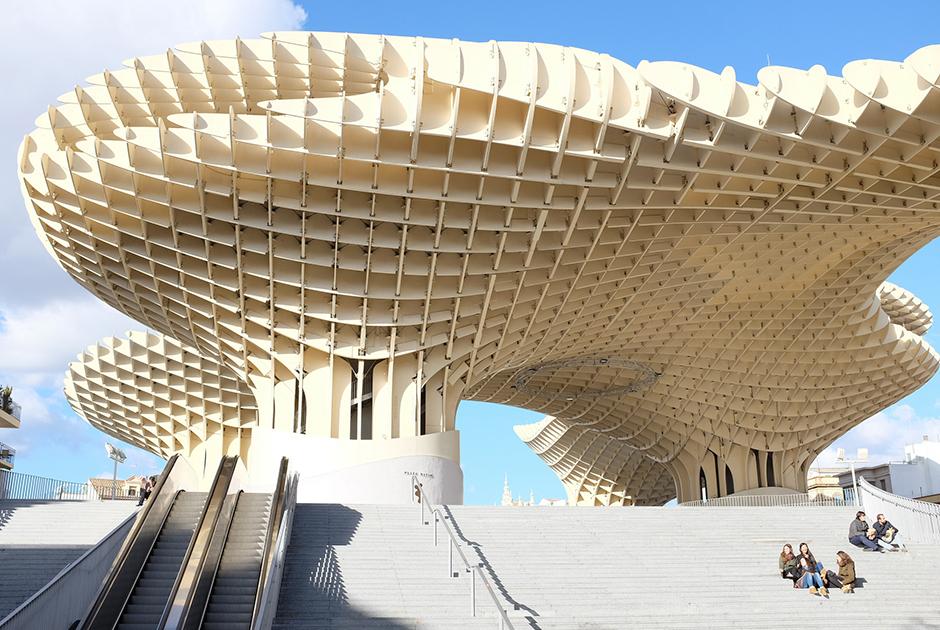Conheça os lugares visitados em Sevilha