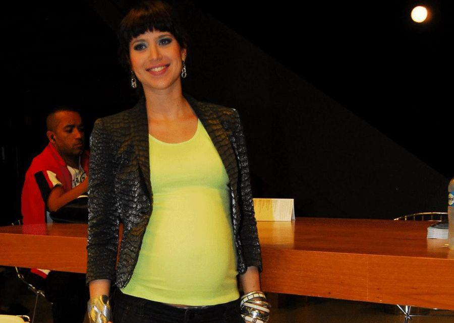Mel Lisboa espera o segundo filho / Celso Akin/AgNews