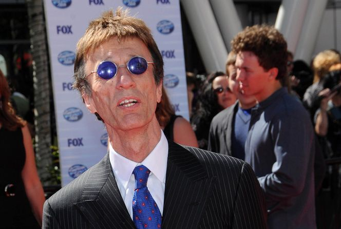 Robin Gibb morreu aos 62 anos / Shutterstock.com