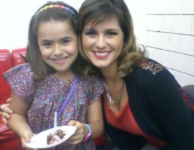 Masa e Lívia Andrade