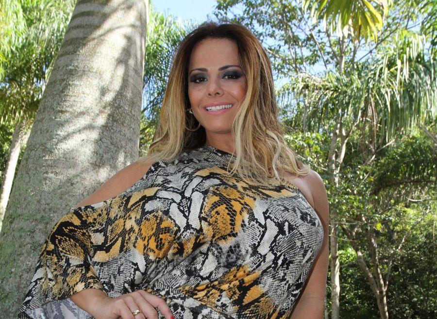 Viviane Araújo era segunda opção para reality / Anderson Borde/AgNews