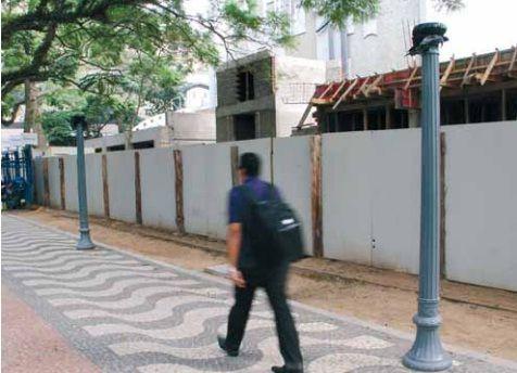 Cafeteria, floricultura e novos banheiros serão algumas das novidades no local / Gabriela Di Bella/ Metro