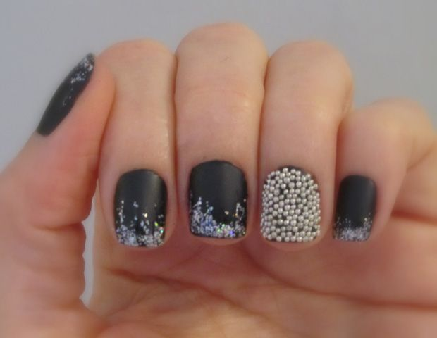 Unha de caviar