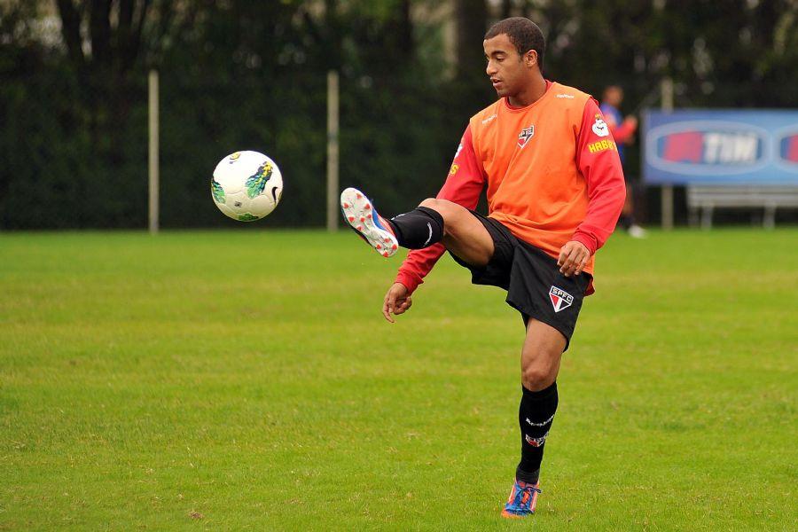 Lucas quer se despedir do Tricolor com título da Sul-americana / João Pires/VIPCOMM