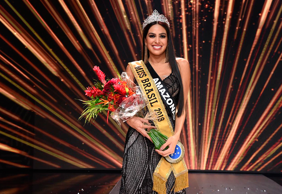 Relembre a trajetória de Mayra Dias no concurso