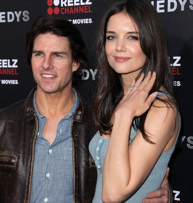 Katie Holmes não quis se reconciliar com Tom Cruise / S_Bukley/Shutterstock.com