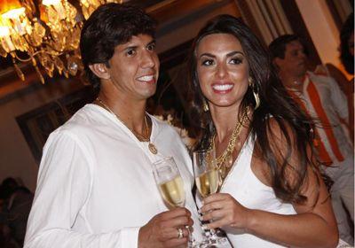 Nicole Bahls terminou com Victor Ramos depois de ela participar de um reality show /  Rodrigo dos Anjos e Philippe Lima/AgNews
