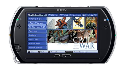 Novo game portátil da Sony vai demorar para ser lançado no