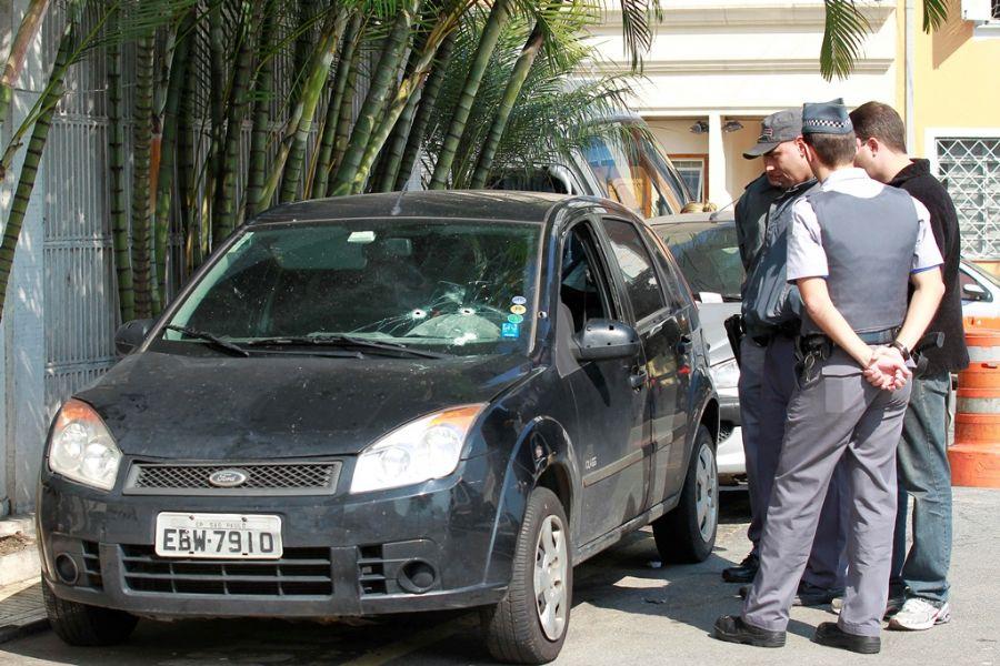 Publicitário foi morto ao desrespeitar o pedido de policiais para parar / Robson Ventura/Folhapress