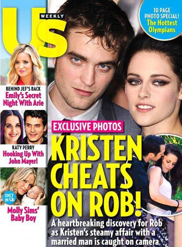 Kristen Stewart aparece abraçada a cineasta na capa de revista