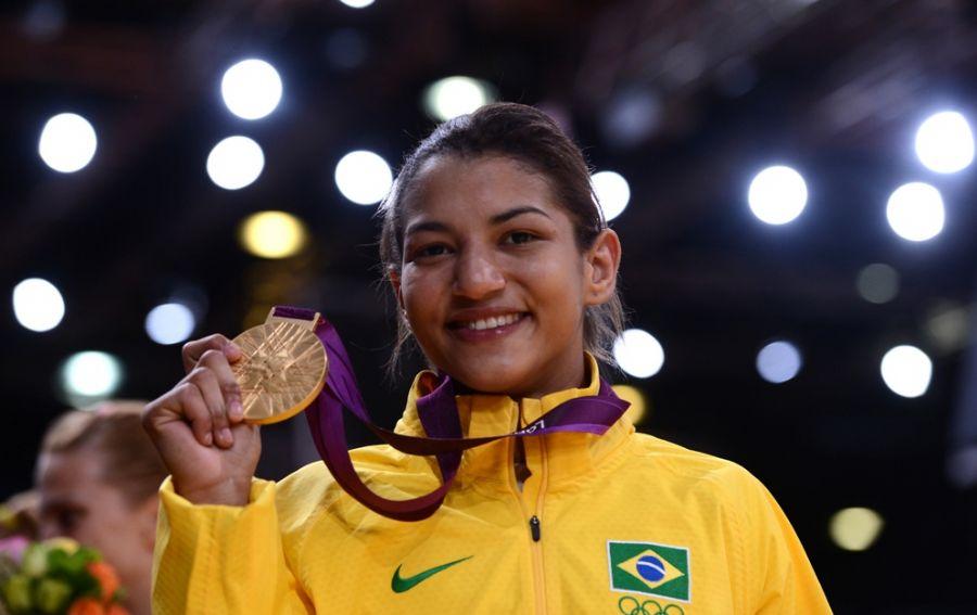 Ouro coloca Sarah Menezes em seleta lista