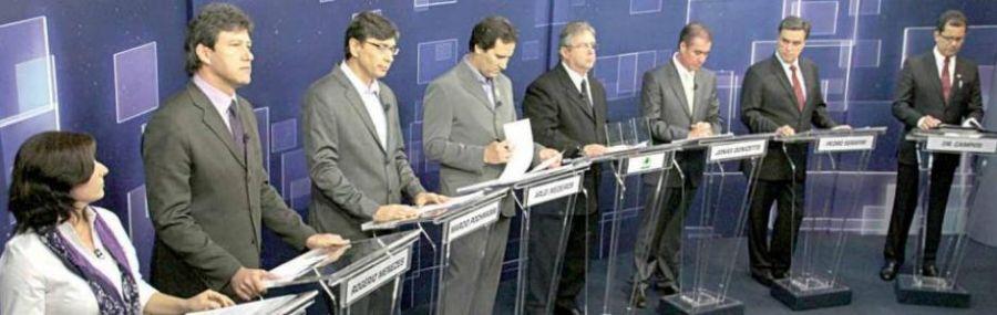 Os pleiteantes ao cargo mostraram, principalmente, as estratégias que estarão adotando para a campanha / Thomaz Marostegan / Metro Campinas