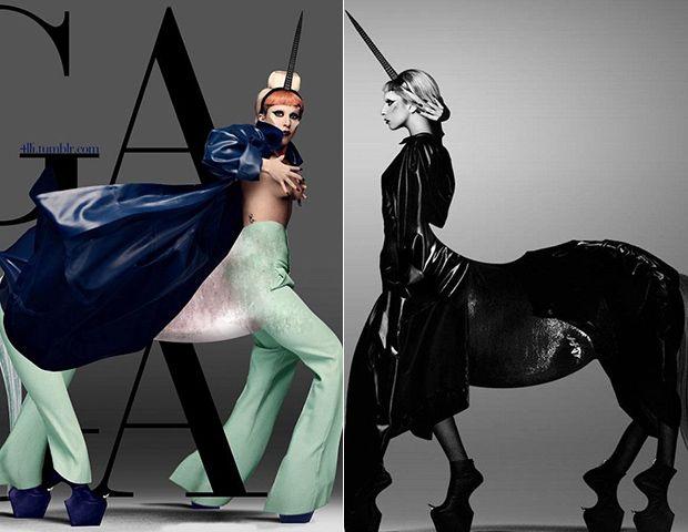 Lady Gaga sempre consegue surpreender / Divulgação/Twitter oficial
