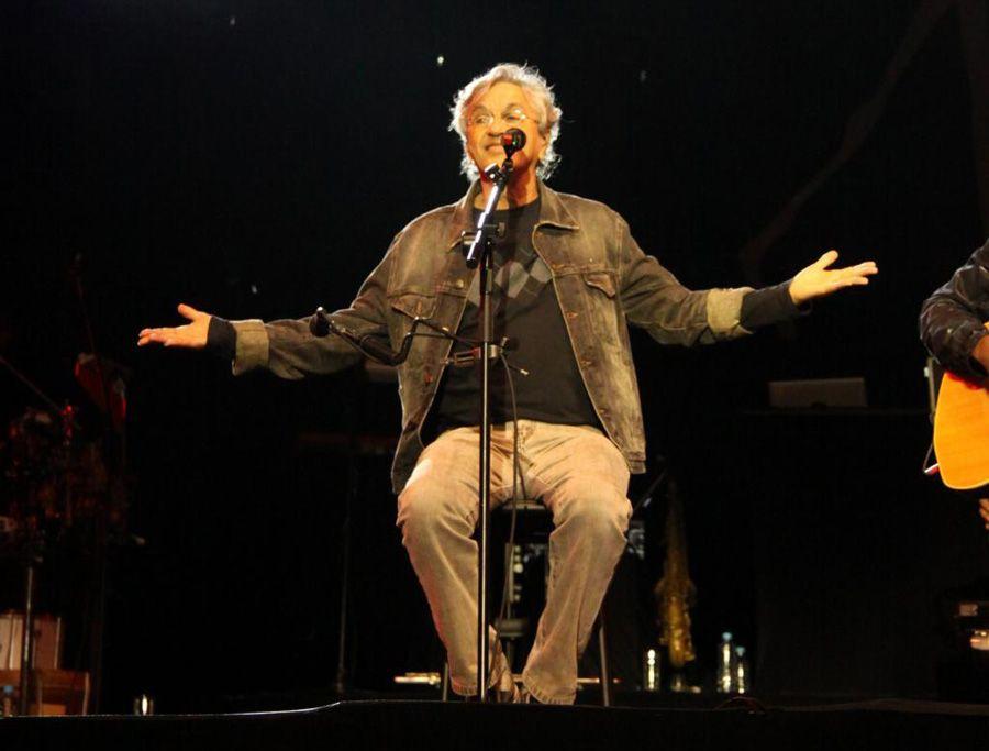 Caetano Veloso nasceu na pequena Santo Amaro da Purificação, na Bahia / Onofre Veras/AgNews