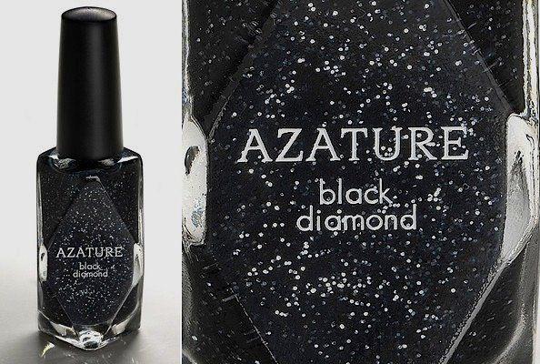 Esmalte mais caro do mundo foi desenvolvido pelo designer Azature / Divulgação/Facebook