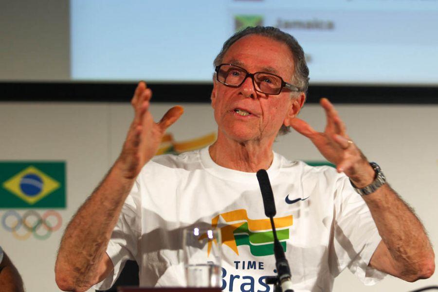 Nuzman se reelegeu como presidente do COB pela quinta vez / Alaor Filho/AGIF/COB