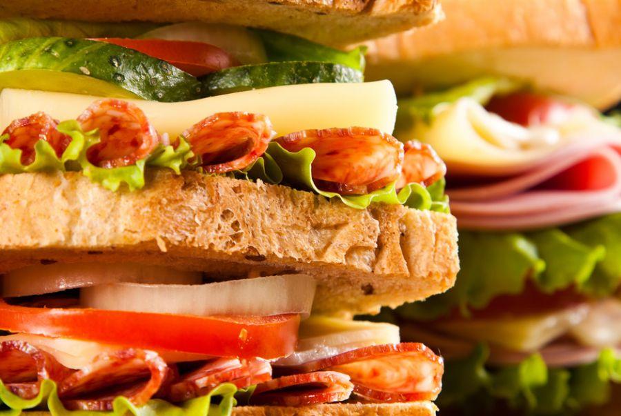 Cma livoria sandwiches