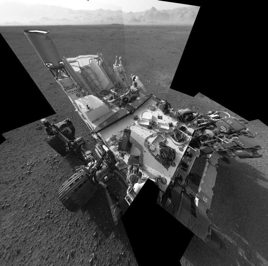 Curiosity é o robô mais avançado enviado a Marte / Divulgação/NASA
