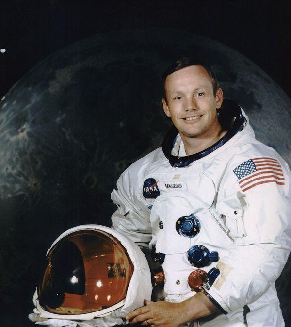 Neil Armstrong morreu aos 82 anos em 2012 / Nasa/Arquivo