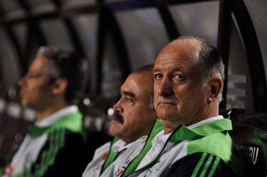Felipão é o favorito para assumir a Seleção / Levi Bianco/Brazil Photo Press /Folhapress