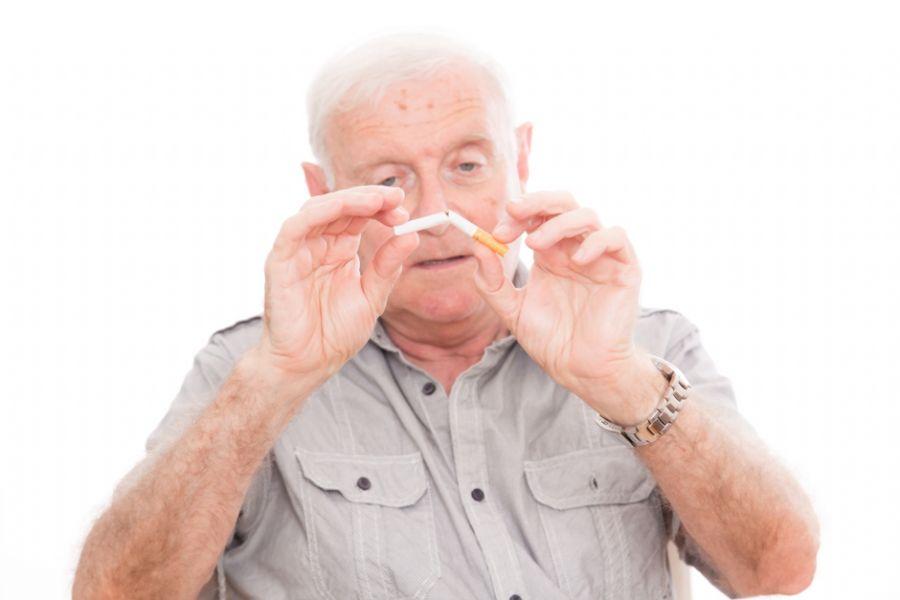 Atuação da enfermagem no tabagismo do idoso