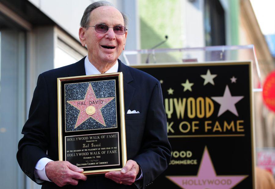 Hal David tinha 91 anos e morreu em Los Angeles / Frederic J. Brown/AFP
