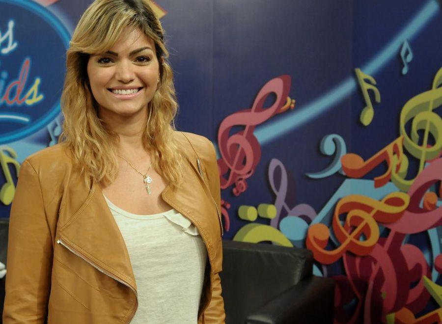 Kelly Key  quer atuar como apresentadora de televisão / Francisco Cepeda/AgNews