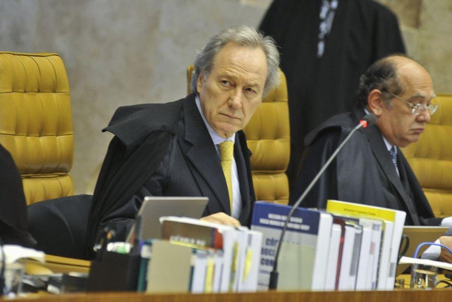 Lewandowski encerra votos sobre integrantes da base aliada / José Cruz/ABr