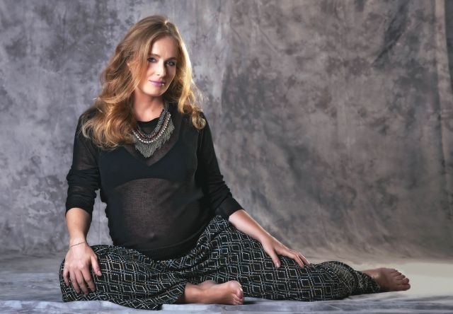 Angélica faz ensaio no oitavo mês de gestação / Ernani D'Almeida/Divulgação Contigo