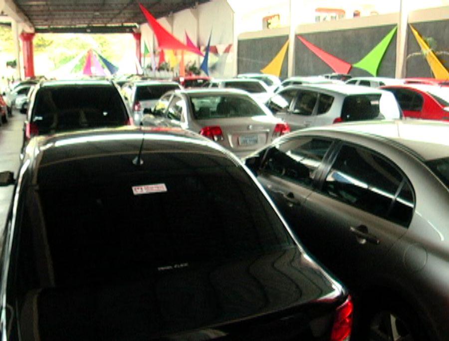 Carros usados têm valorização de até 27% em um ano