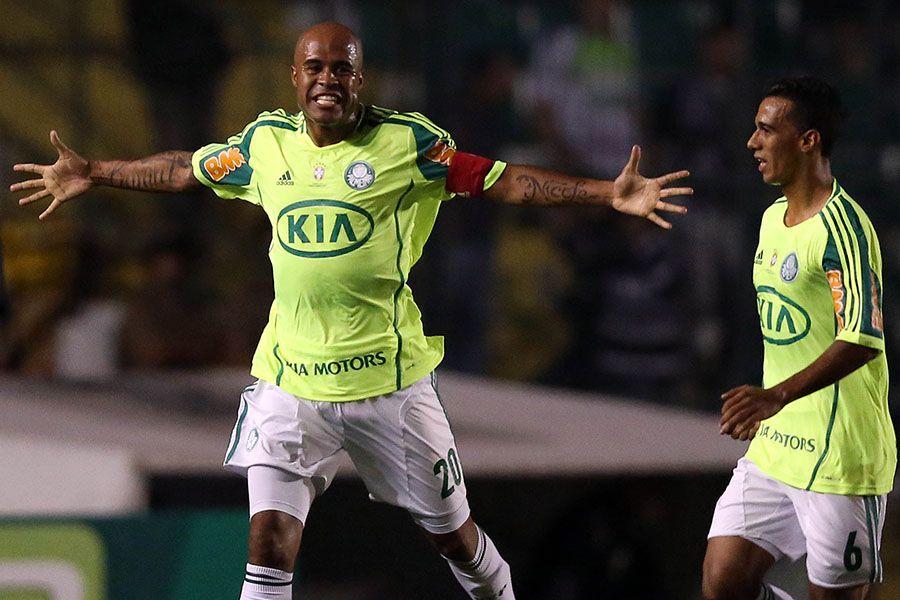 Marcos Assunção não veste mais a camisa do Palmeiras / Cristiano Andujar/AGIF /Folhapress