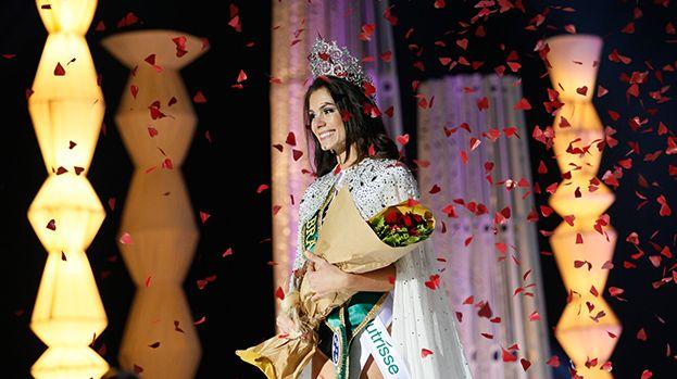 Gabriela Markus, a Miss Brasil 2012