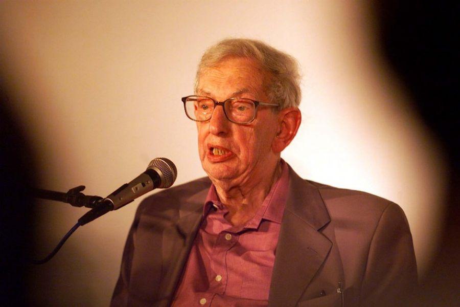 O historiador tratou de muitos temas, em sua longa carreira, entre eles a ascensão do Estado-nação e movimentos revolucionários / Tuca Vieira / Folha Press
