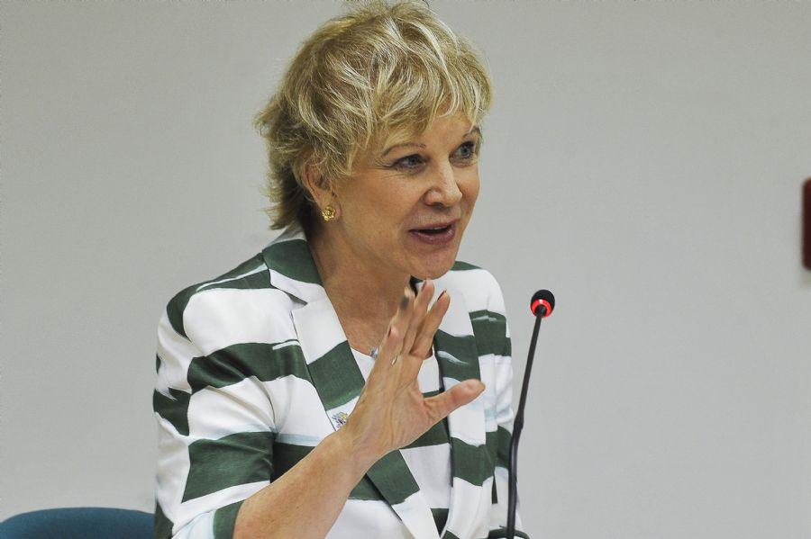 Marta diz que conselho de incentivo à cultura não captou ideia do desfile / Valter Campanato/ABr/Arquivo