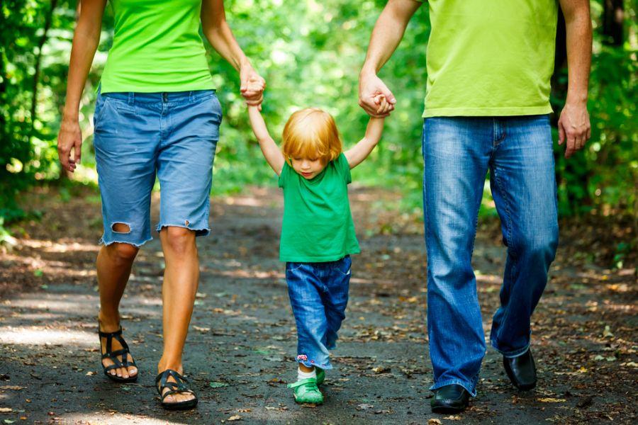 Filhos podem ser dependentes na declaração do imposto de renda / Shutterstock