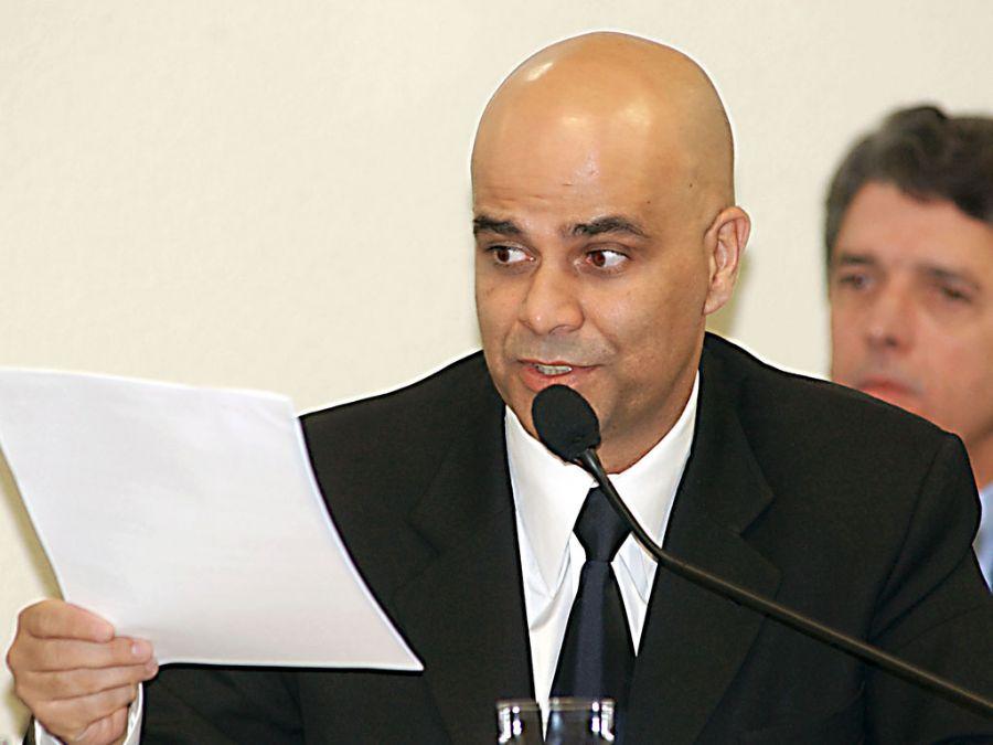 Marcos Valério quer cumprir pena em presídio menos perigoso / Antonio Cruz/ABr