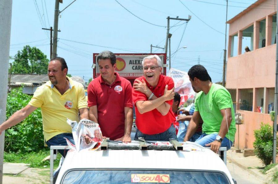 Alexandre Cardoso é eleito prefeito de Duque de Caxias