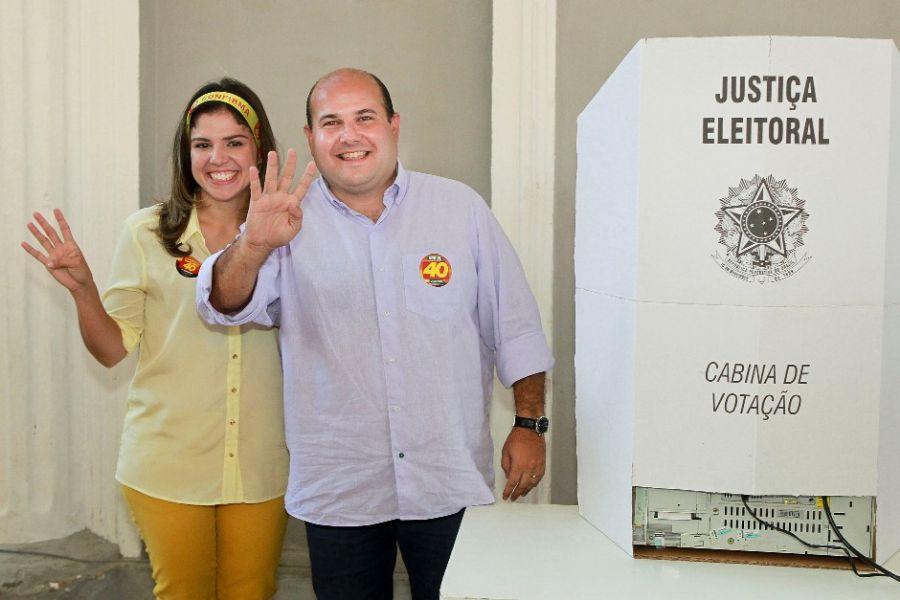 Roberto Claudio é eleito prefeito de Fortaleza, no Ceará