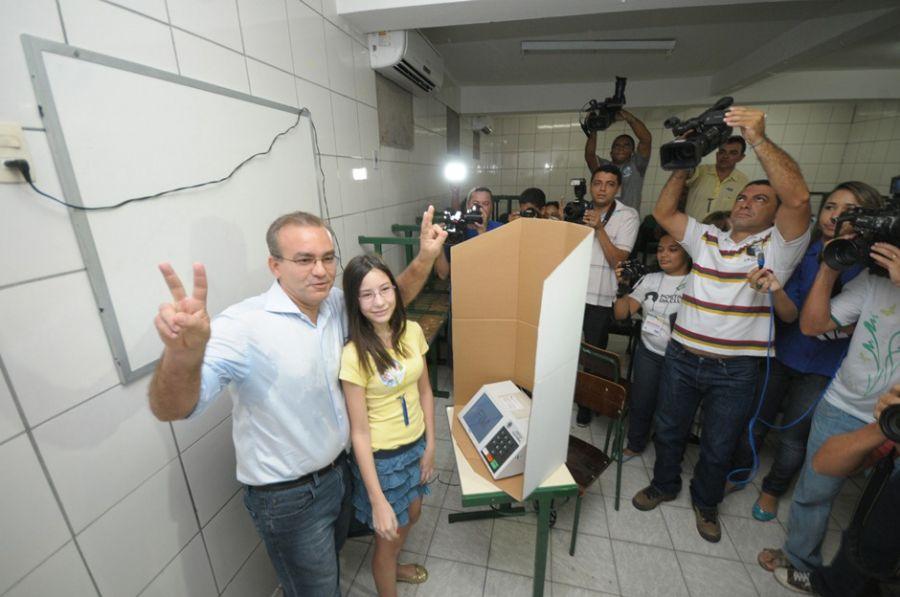 Firmino Filho é o prefeito eleito de Teresina, no Piauí