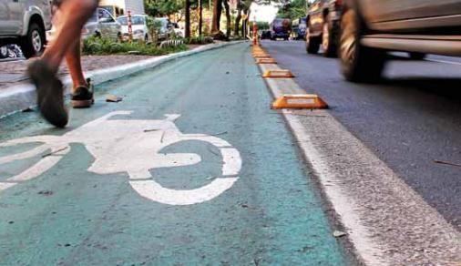 Dificuldade na liberação de verba trava calendário e ciclovias na região central de BH não serão inauguradas nesta semana / Gustavo Andrade / Metro BH