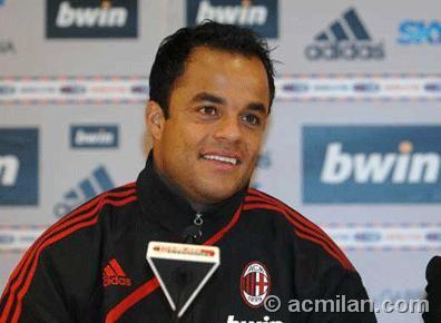 Mancini teve uma breve passagem pelo Milan