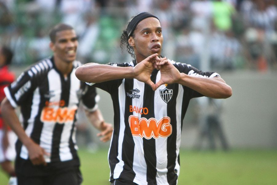Ronaldinho Gaúcho do Atlético Mineiro